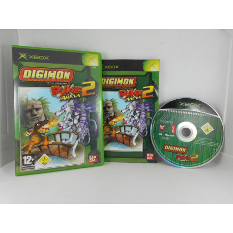 Digimon Rumble Arena 2 *