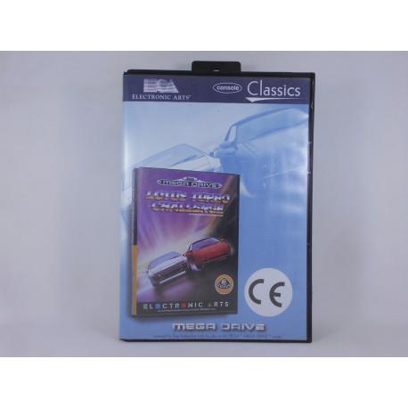Lotus Turbo Challenge - Classics