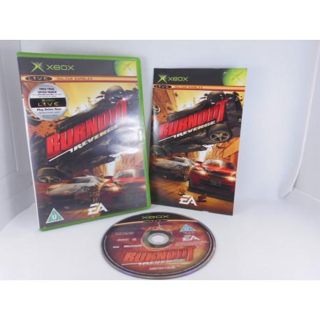 Burnout Revenge - U.K.
