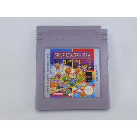 Game Boy Gallery 5 Games in 1