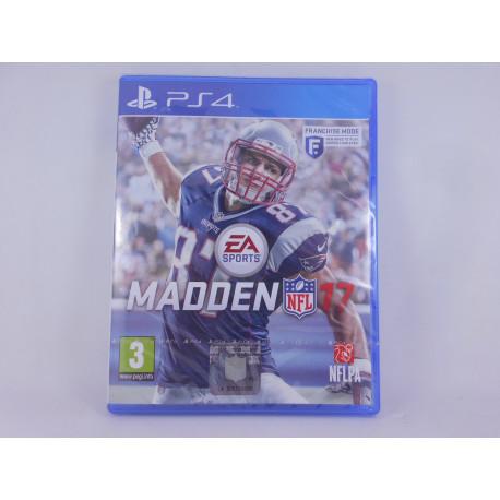 Madden NFL 17 U.K.