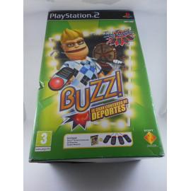 Buzz Gran Concurso Deportes + Buzzers