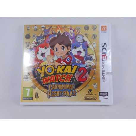 Yo-Kai Watch 2 Carnánimas/Flesh Souls