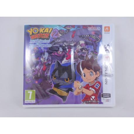 Yo-Kai Watch 2 Mentespectros/Psychic Specters
