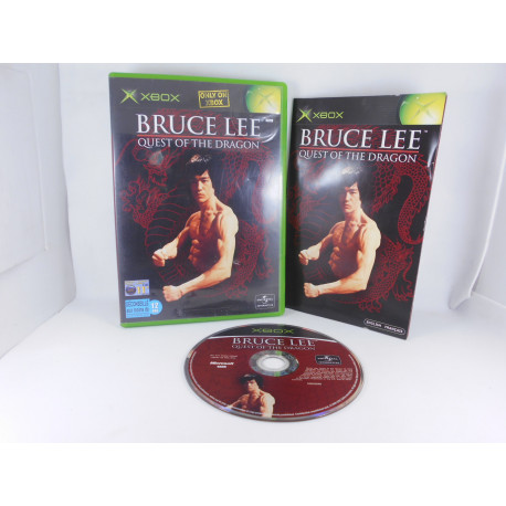 Bruce Lee - Quest of the Dragon U.K.