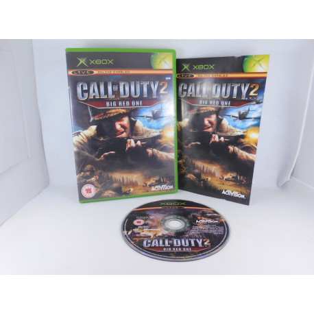Call of Duty 2 - Big Red One U.K.