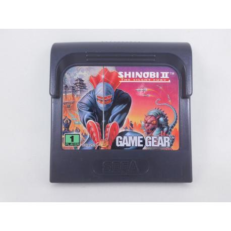 Shinobi II