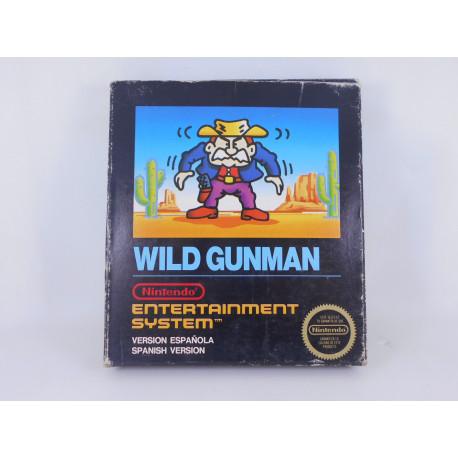 Wild Gunman - Caja Pequeña