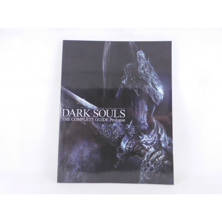 Guia Dark Souls The Complete Guide Prologue Japonesa