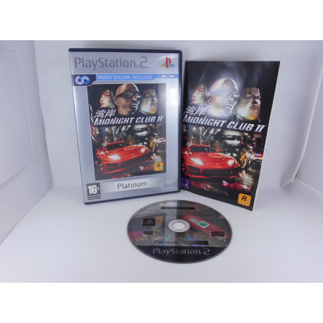Midnight Club II - Platinum