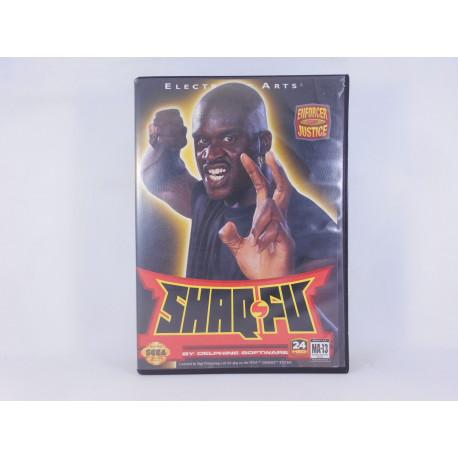Shaq-Fu.