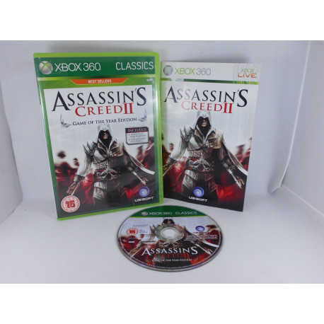 Assassin's Creed II GOTY U.K.