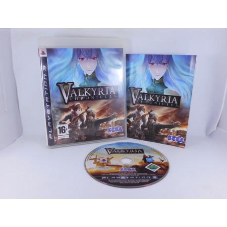 Valkyria Chronicles.