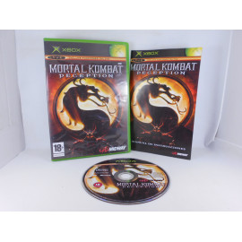Mortal Kombat Deception *