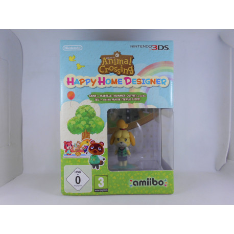 Animal Crossing Happy Home Designer + Amiibo