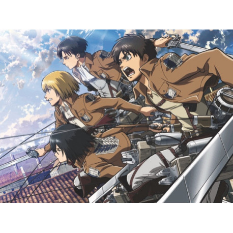 Attack on Titan / H134