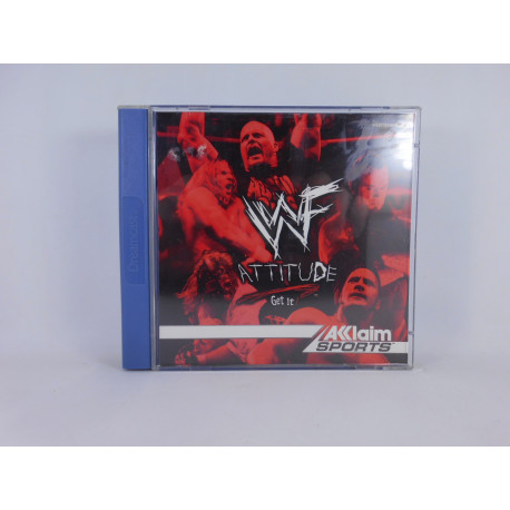 WWF Attitude - U.K.