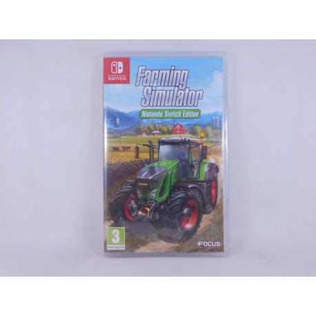 Farming Simulator - Nintendo Switch Edition