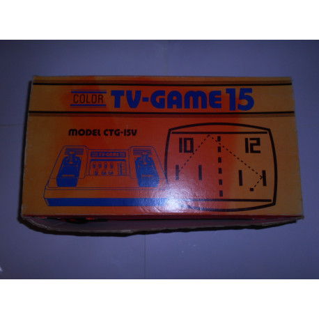 Nintendo Tv Game 15 CTG 15V