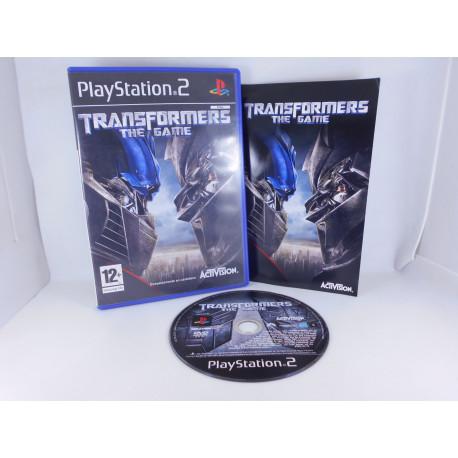 Transformers: El Juego