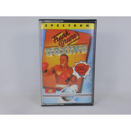 Frank Bruno's Boxing (Spectrum)