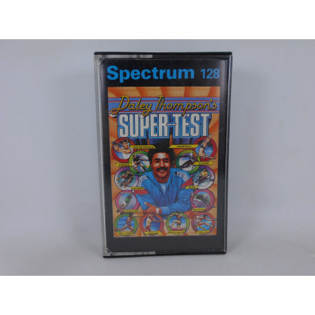 Daley Thompson's Super-Test (Spectrum)