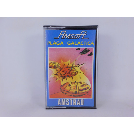 Amstrad - Plaga Galáctica