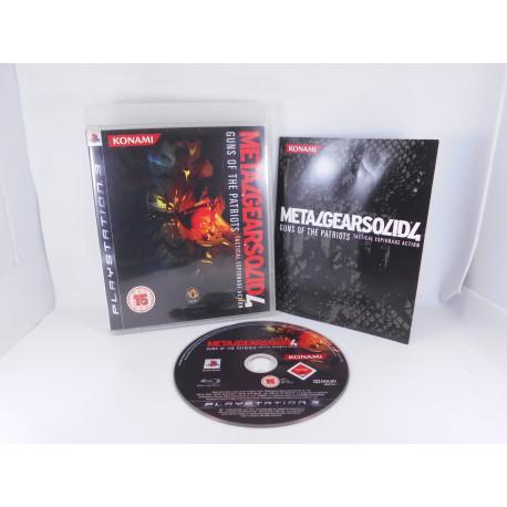 Metal Gear Solid 4 - U.K.