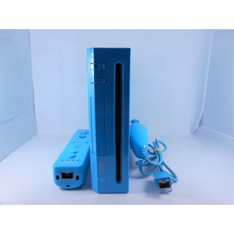 Nintendo Wii Azul (No compatible con Game Cube)