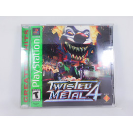 Twisted Metal 4 - Greatest Hits