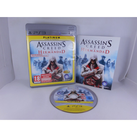 Assasin´s Creed - La Hermandad Platinum