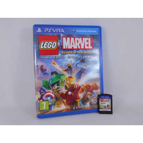 Lego Marvel Super Heroes - Universo en Peligro