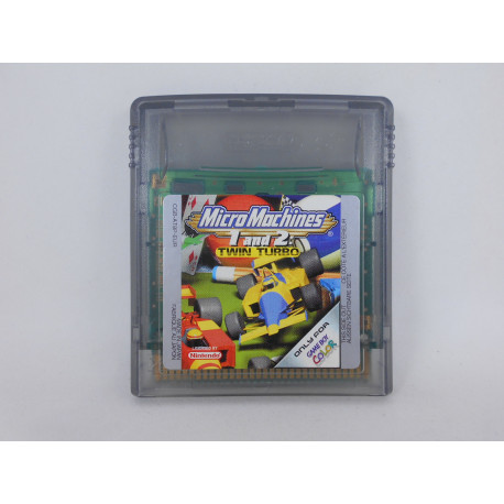 Micro Machines 1 and 2: Twin Turbo