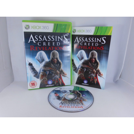 Assassin's Creed Revelations U.K.