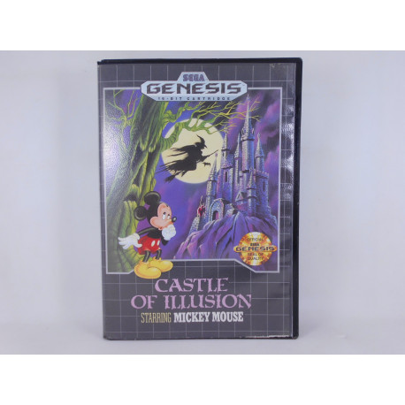 Castle of Illusion.