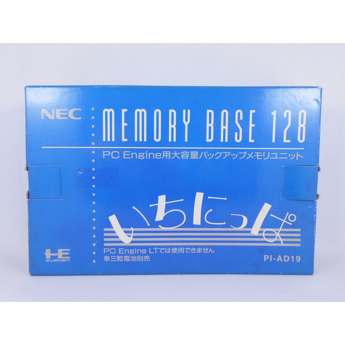 PC Engine Memory Base 128