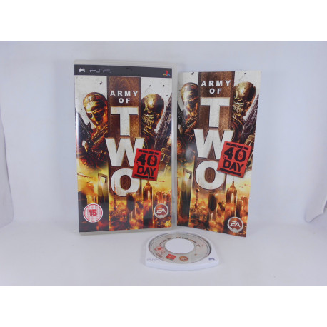 Army of Two: The 40TH Day U.K.