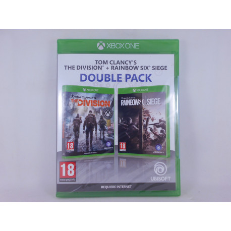 Tom Clancy's Rainbow Six + The Division Double Pack