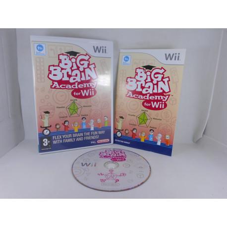Big Brain Academy para Wii - U.K.