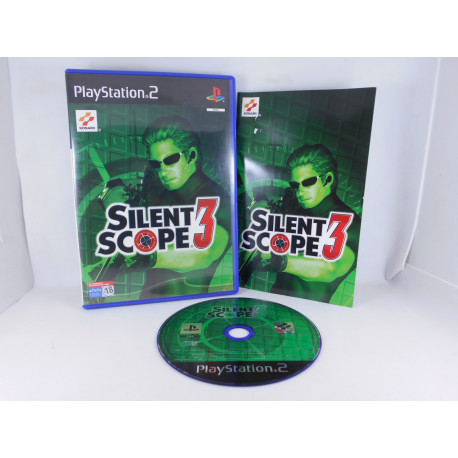 Silent Scope 3.