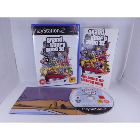 Grand Theft Auto III - U.K.