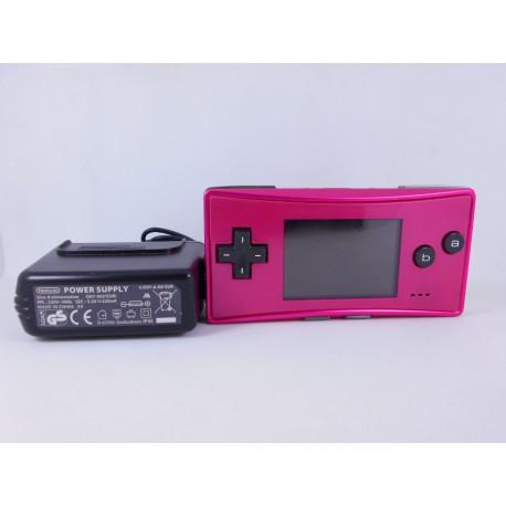 Game Boy Micro Rosa