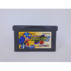 Battle Network RockMan EXE 2