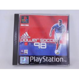 Adidas Power Soccer 98 U.K.