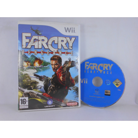 Far Cry Vengeance - U.K.