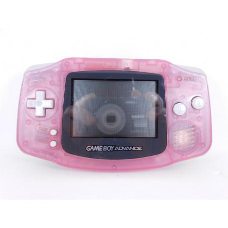 Game Boy Advance Clear Pink