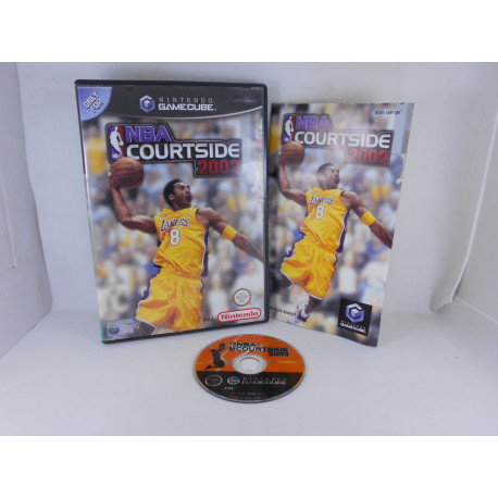 NBA Courtside 2002 U.K.