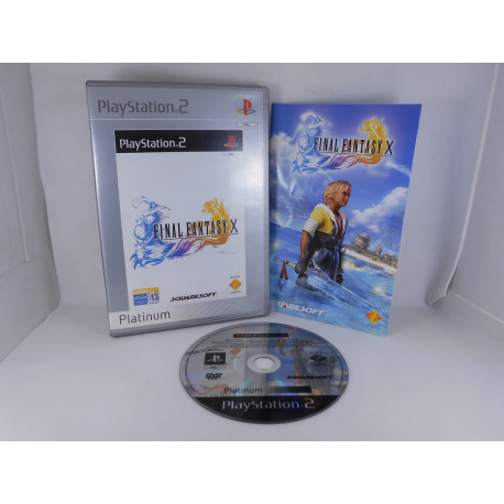 Final Fantasy X - Platinum