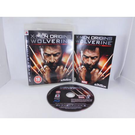 X-Men Origins: Wolverine Uncaged Ed U.K.