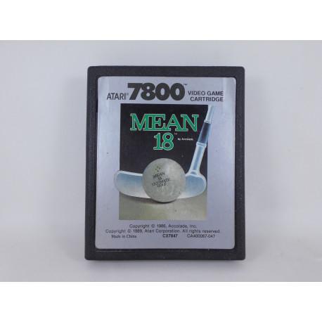 Mean 18 Golf